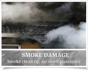 smoke damage cleanup dayton ohio