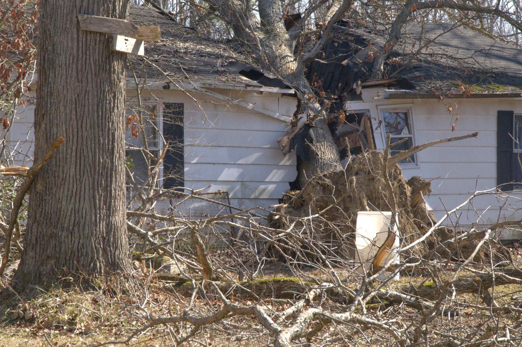 storm wind damage dayton ohio
